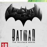 Telltale Batman Game - Xbox360